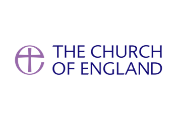 The Church of England logo tra